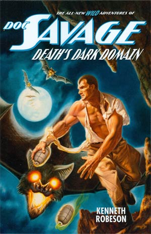 Doc Savage Deaths Dark Domain TP