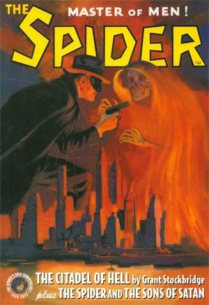 Spider Double Novel Vol 1