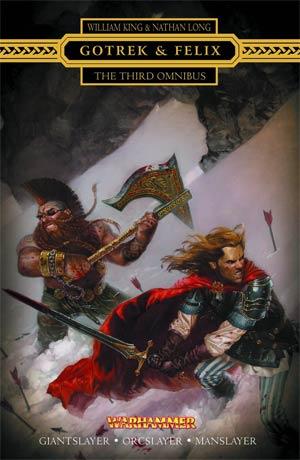 Warhammer Gotrek & Felix Third Omnibus TP