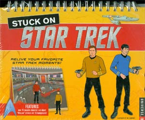 Stuck On Star Trek HC