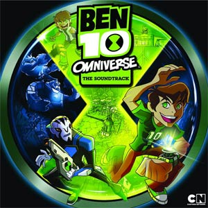 Ben 10 Omniverse Original Soundtrack CD