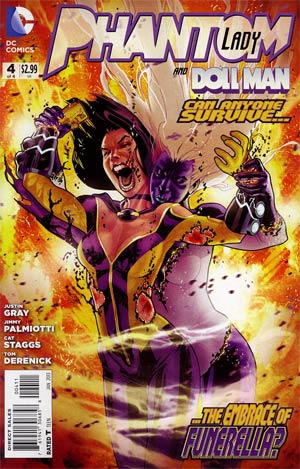 Phantom Lady Vol 3 #4