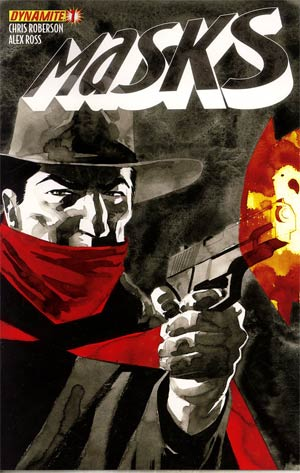 Masks #1 Incentive Sean Phillips Shadow Wraparound Variant Cover