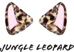 Necomimi - Leopard Ears