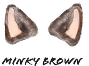 Necomimi - Mink Ears