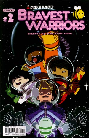 Bravest Warriors #2 Regular Cover B Zack Sterling