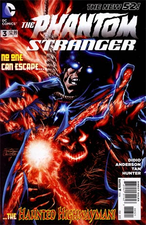 Phantom Stranger Vol 4 #3 Incentive Philip Tan Variant Cover