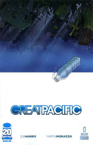 Great Pacific #1 Cover B 2nd Ptg
