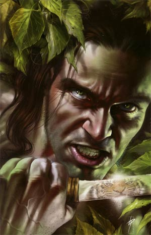 Lord Of The Jungle #10 Incentive Lucio Parrillo Virgin Cover