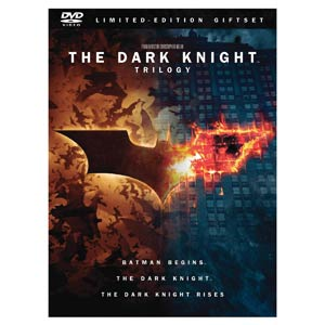 Batman Dark Knight Trilogy DVD