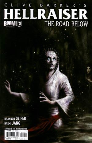 Clive Barkers Hellraiser Road Below #2 Regular Cover B Nick Percival