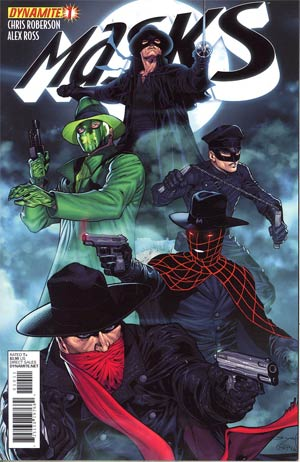 Masks #1 Regular Ardian Syaf Cover