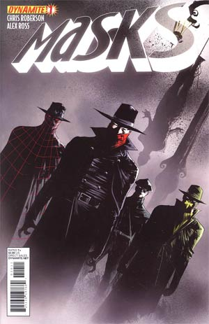 Masks #1 Regular Jae Lee Cover