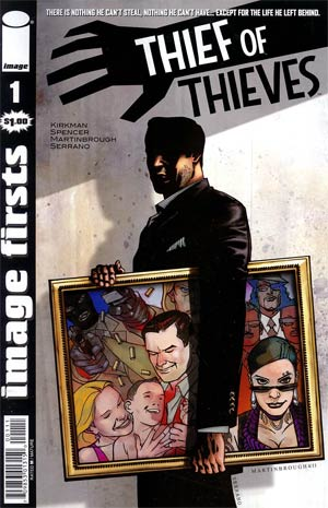 Image Firsts Thief Of Thieves #1 Current Ptg