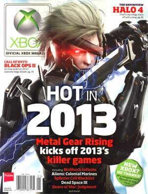 Official XBox Magazine #144 Jan 2013