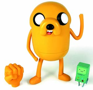 Adventure Time 5-Inch Action Figure - Jake