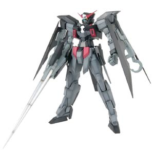 Gundam Model Kit Action Figure Master Grade 1/100 Scale - Pirates Bisidian Mobile Suit Gundam AGE-2 Dark Hound