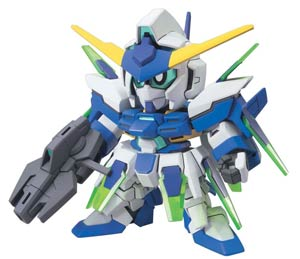 Gundam Model Kit Action Figure SD Super-Deformed BB#376 Gundam Age-FX