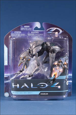 Halo 4 Series 1 Extended Edition Crawler Action Figure