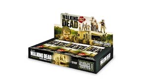 Walking Dead Season 2 Trading Cards Pack