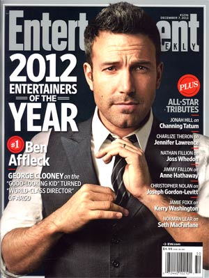 Entertainment Weekly #1236 Dec 7 2012