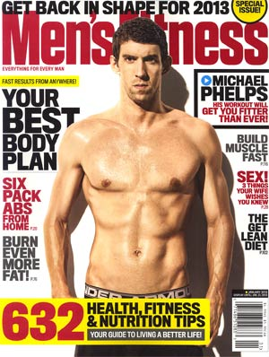 Mens Fitness Vol 29 #1 Jan 2013