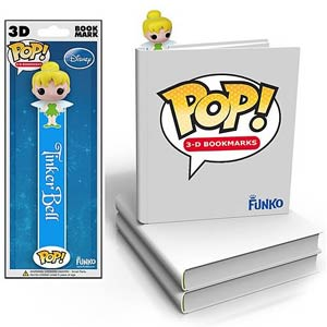 Tinker Bell 3D POP Bookmark