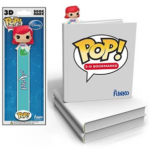 Ariel 3D POP Bookmark