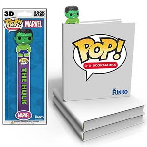 Hulk 3D POP Bookmark