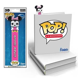 Minnie Mouse 3D POP Bookmark