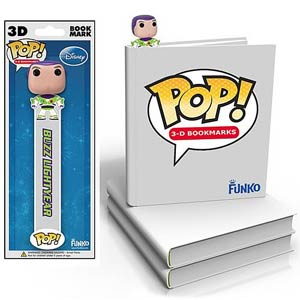 Buzz Lightyear 3D POP Bookmark