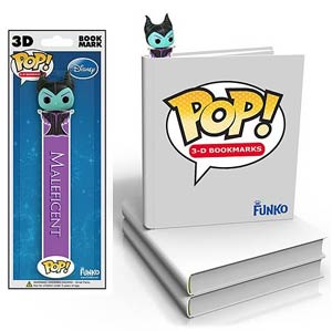 Maleficent 3D POP Bookmark