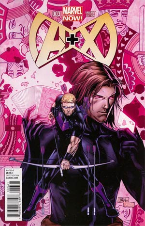 A Plus X #3 Cover C Incentive Tan Cover