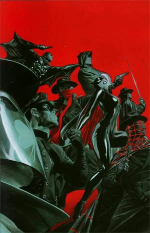 Masks #2 Incentive Alex Ross Virgin Cover