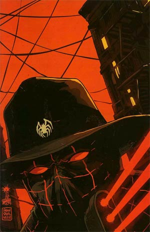 Spider #7 Incentive Francesco Francavilla Virgin Cover