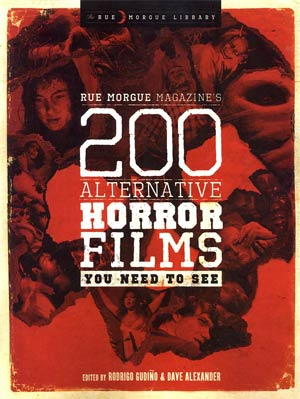 Rue Morgue Library #24 2012