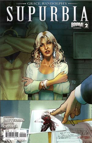 Supurbia Vol 2 #2 Regular Cover A Stephane Roux