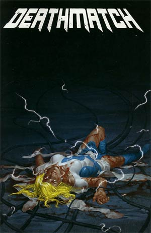 Deathmatch #1 Variant Morgue Cover