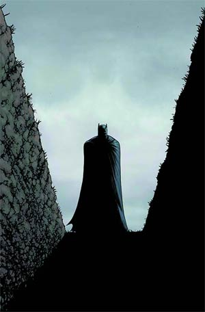 Batman Incorporated Vol 2 #9 Regular Chris Burnham Cover (Limit 1 Per Customer)