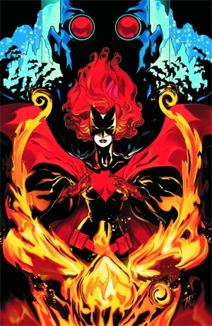 Batwoman #18 Regular Trevor McCarthy Cover