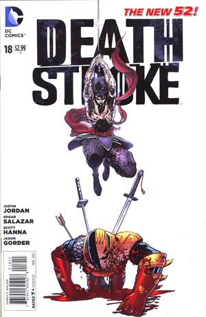 Deathstroke Vol 2 #18