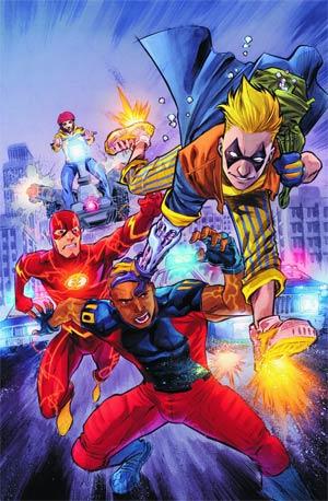 Flash Vol 4 #18 Regular Francis Manapul Cover