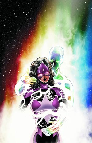 Green Lantern New Guardians #18 Regular Aaron Kuder Cover (Wrath Of The First Lantern Tie-In)