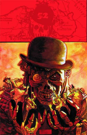 JSA The Liberty Files The Whistling Skull #4
