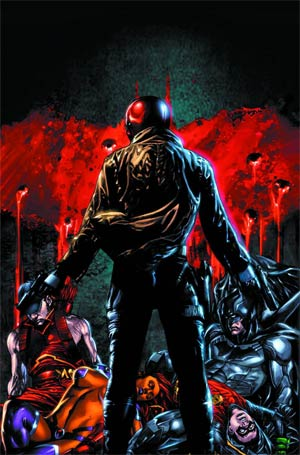 Red Hood And The Outlaws #18 1st Ptg