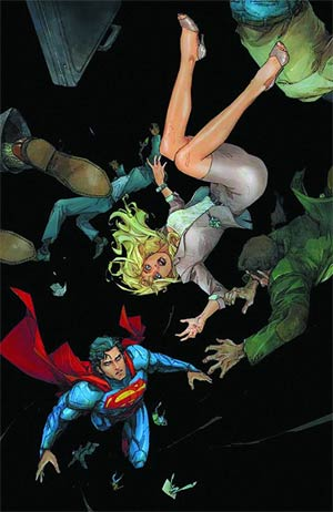 Superman Vol 4 #18 Regular Kenneth Rocafort Cover