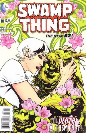 Swamp Thing Vol 5 #18
