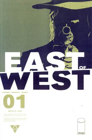 East Of West #1 1st Ptg (Limit 1 per customer)