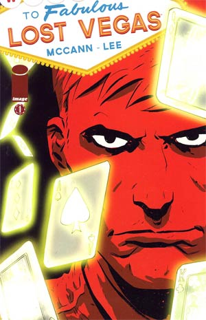 Lost Vegas #1 Regular Cover B Dan McDaid