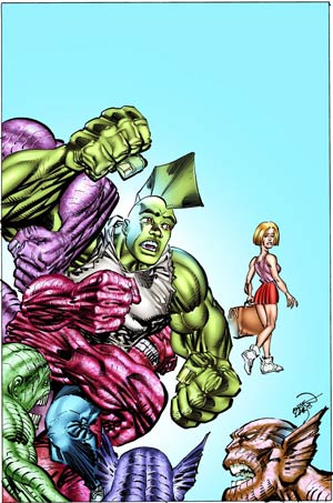 Savage Dragon Vol 2 #186